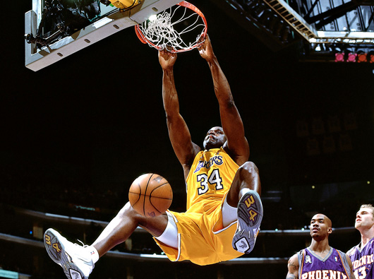 Lakers plan to retire Shaquille O'Neal's jersey number   Lakers ...