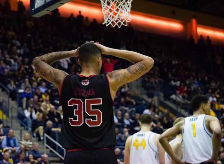 NCAA Basketball: Utah at California