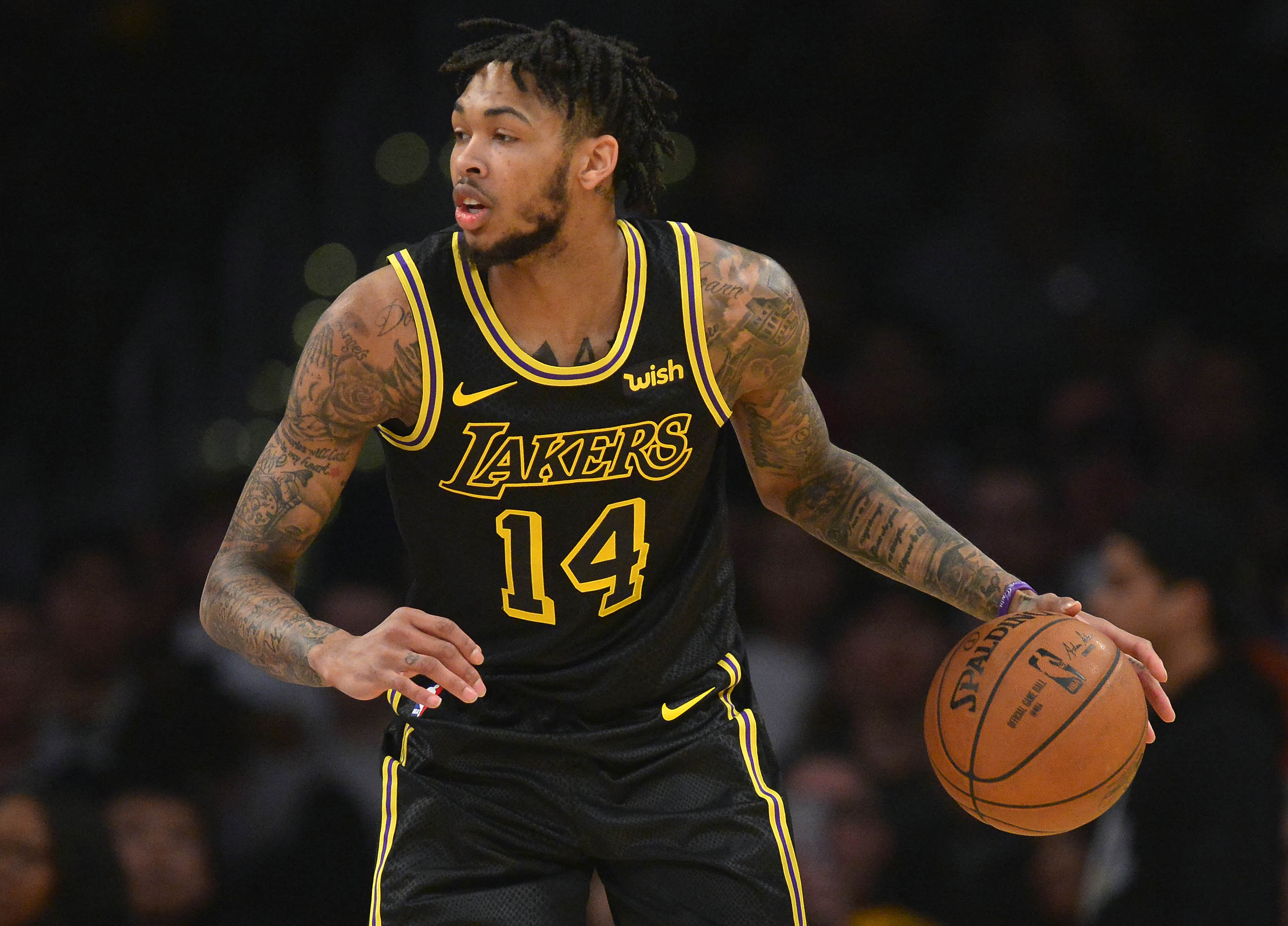 Brandon Ingram Diagnosed with Concussion; Ruled Out vs. Kings