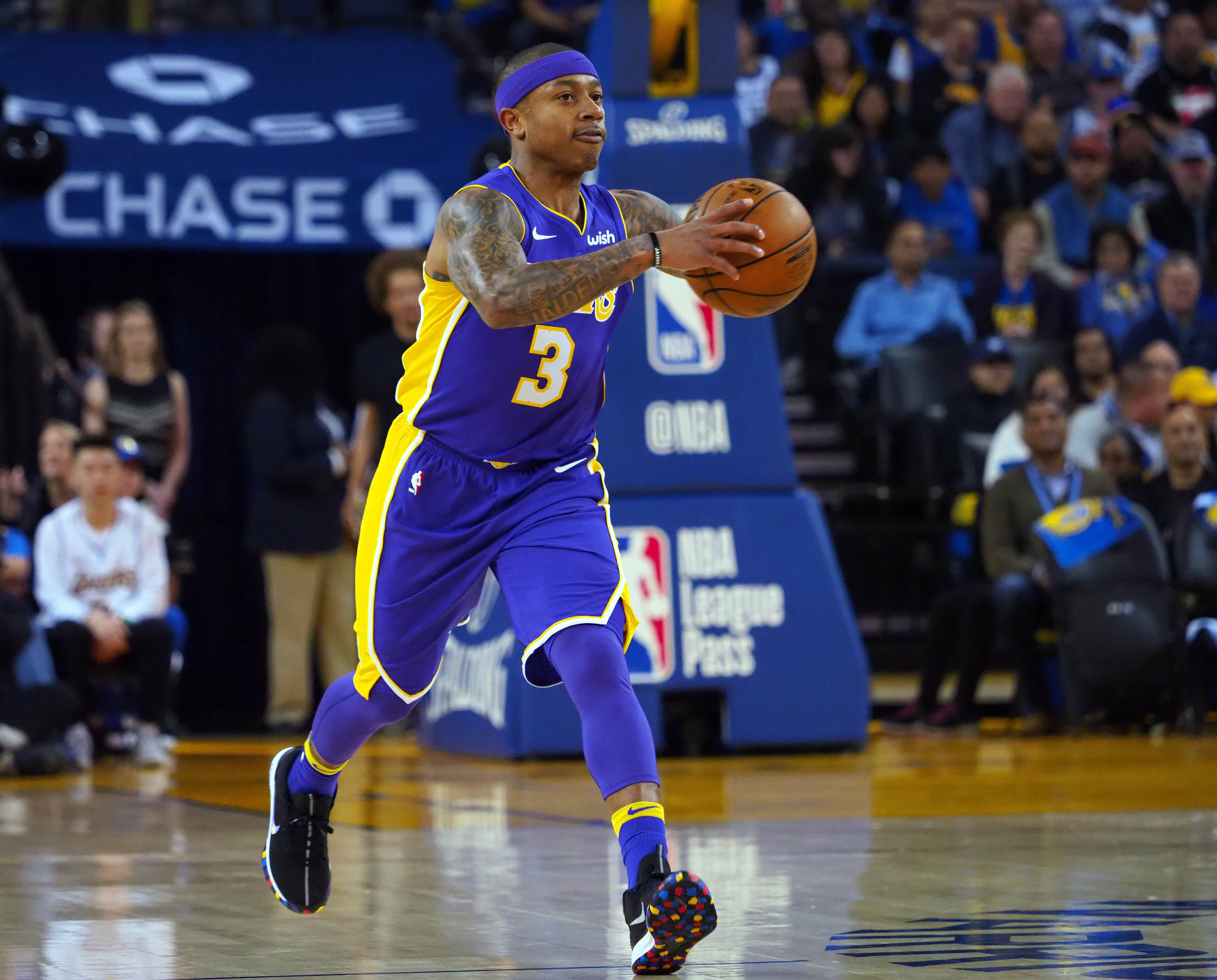 Lakers' Isaiah Thomas Having Hip Surgery, Team Interested In Summer Talks