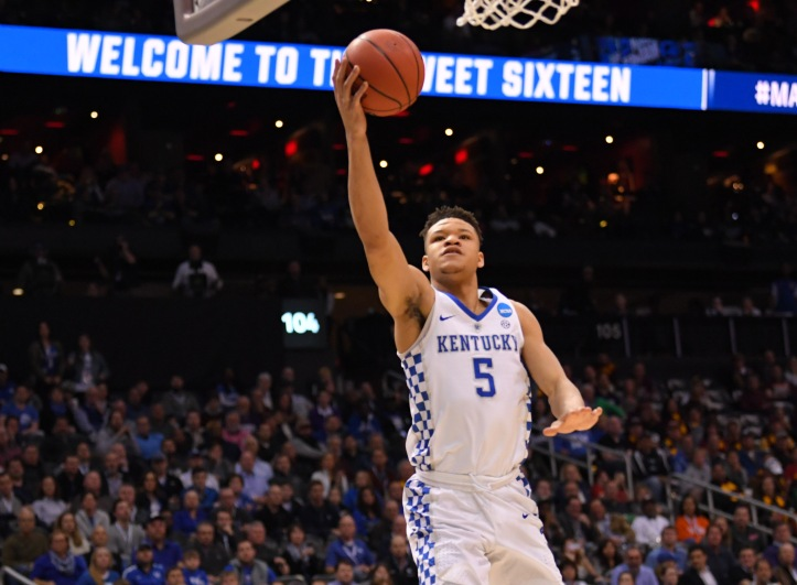 Kevin Knox Explains Decision To Pick Kentucky Basketball: Luka Doncic Slipping?
